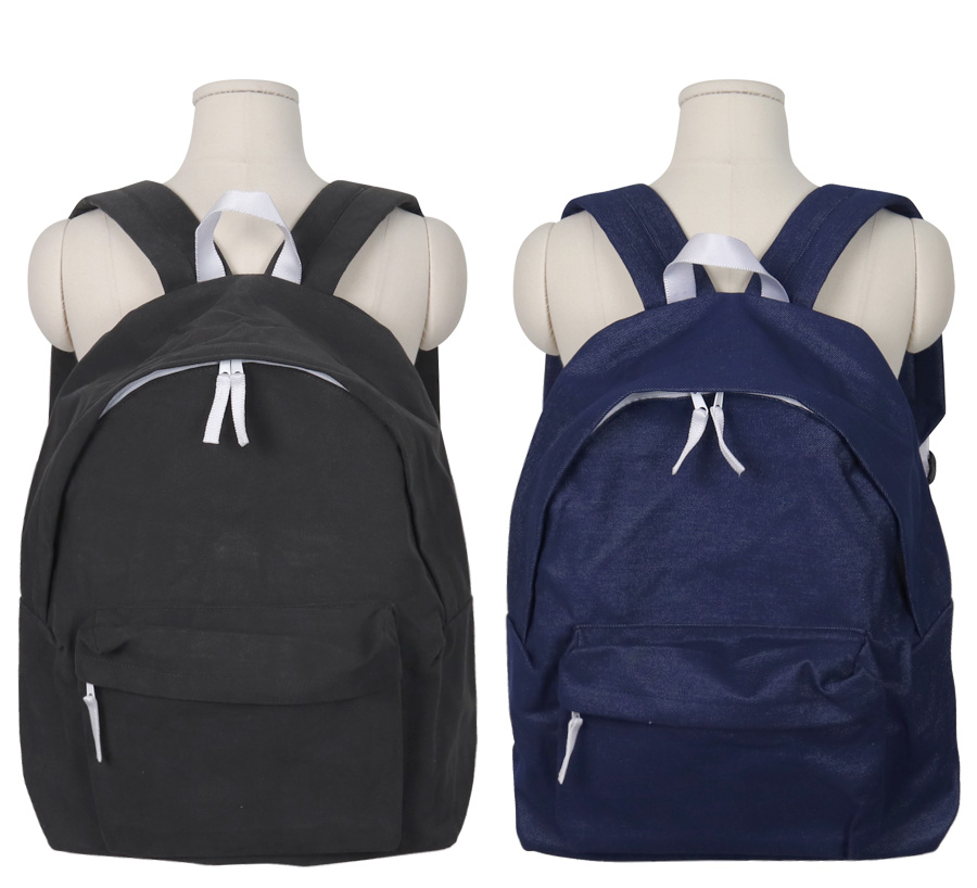 Cotton campus backpack_H (size : one)
