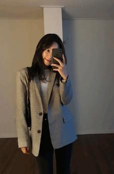 Cazet- check jacket
