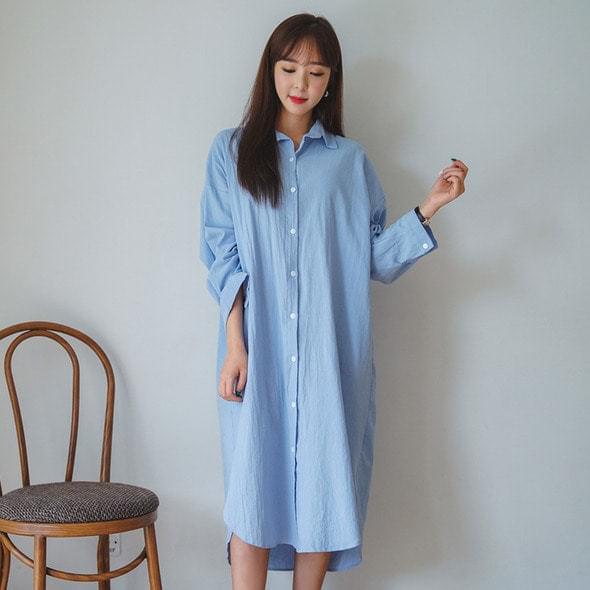 Mood Shirt Dress