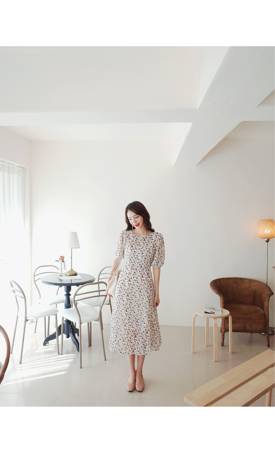 Cheung Soo poten dress