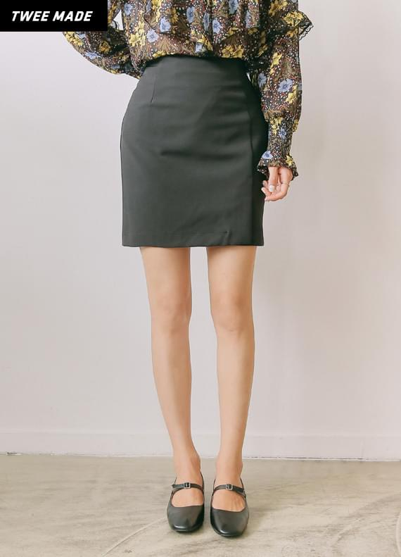 Solid skirt