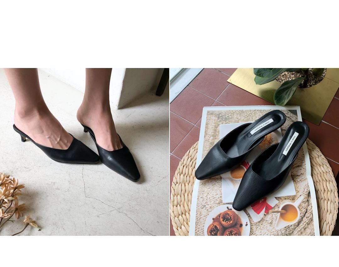 Miu slim shoes