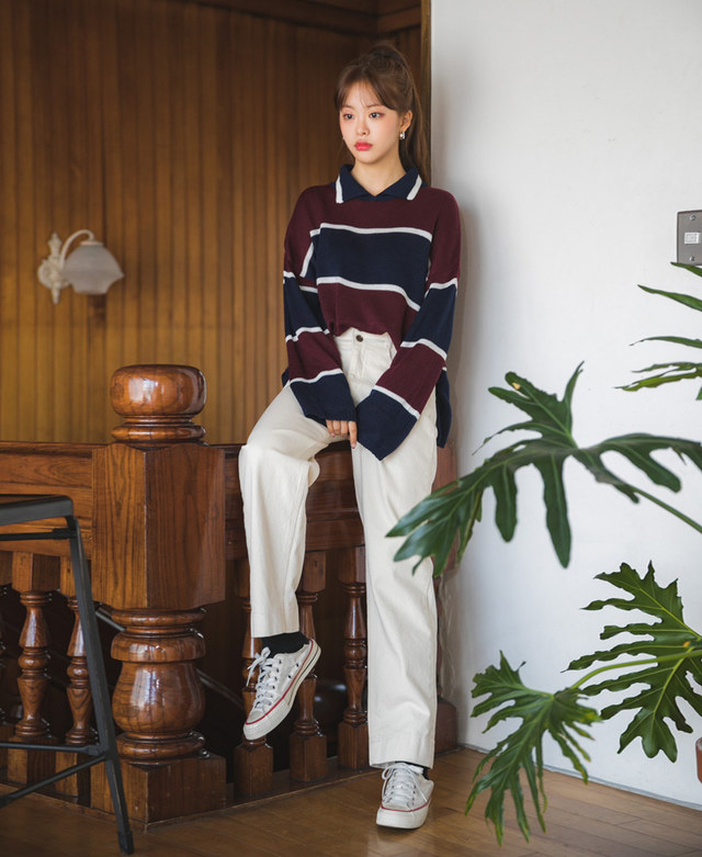 Day day color knit