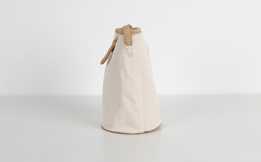 belt cover bucket bag (3colors)