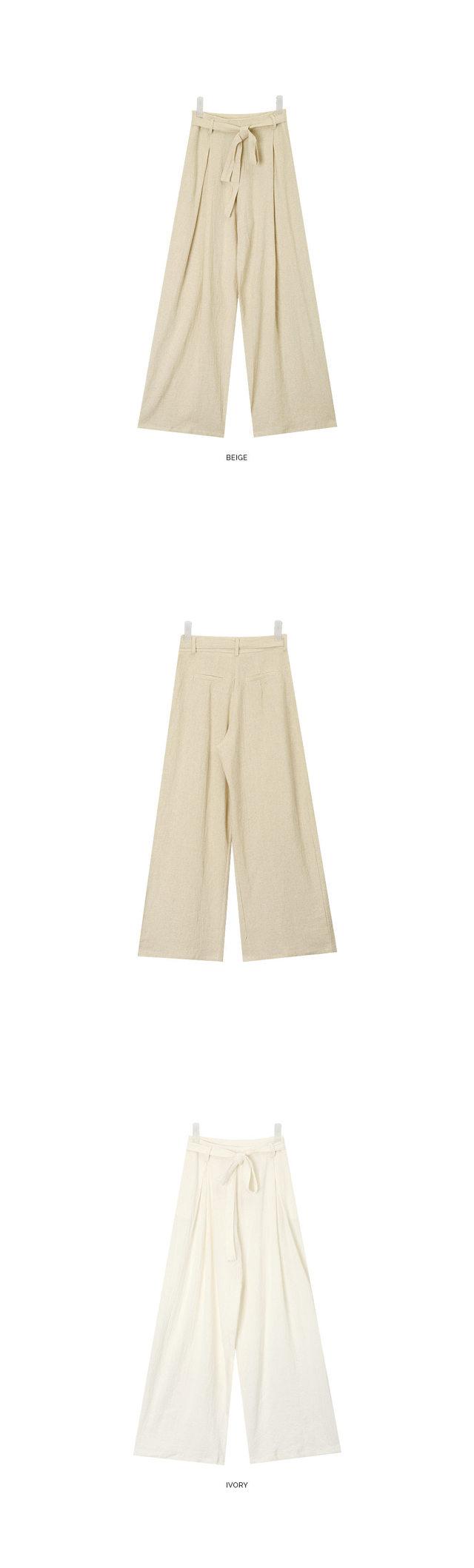 tami wide pants (s, m)