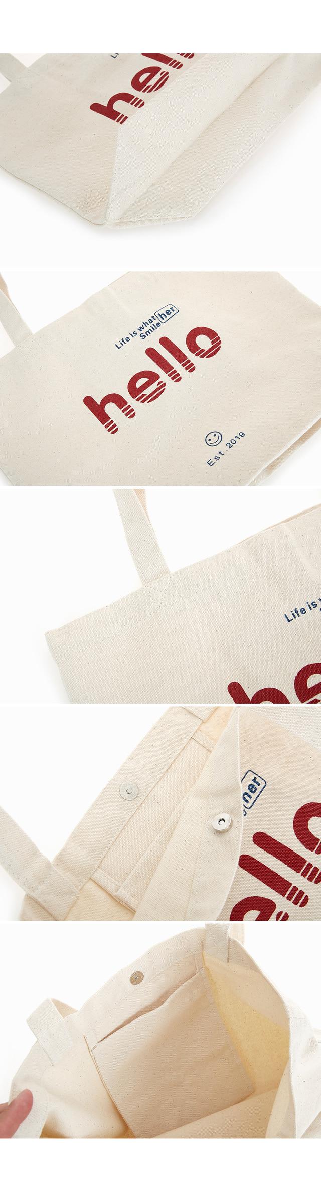 Hello Eco Bag