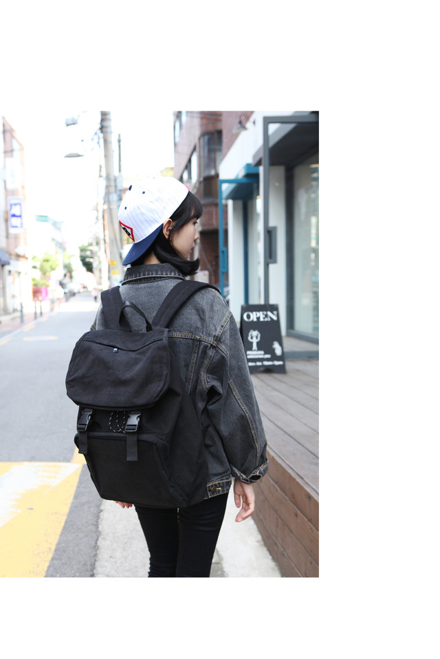♡ New school backpack Lowest price ♡ TO Eco backpack 28,000 won