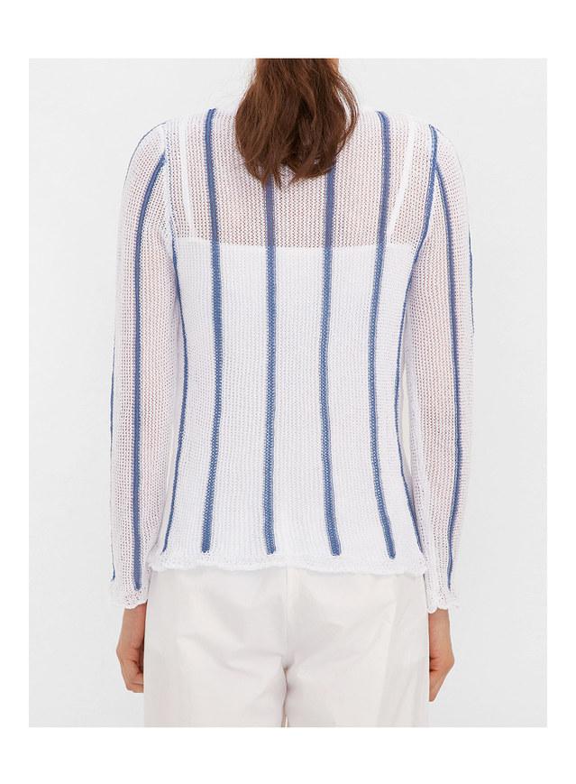 angels stripe knit