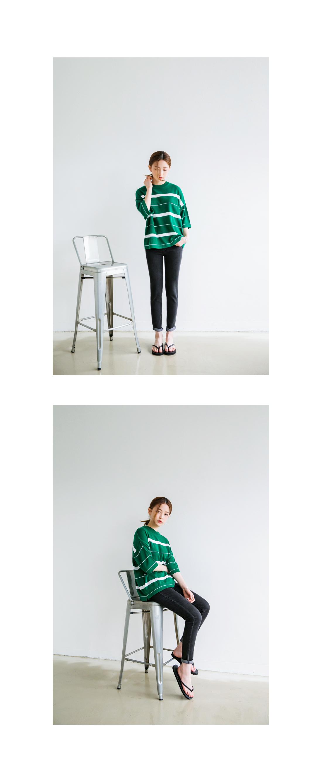 SIMPLE SKINNY PANTS