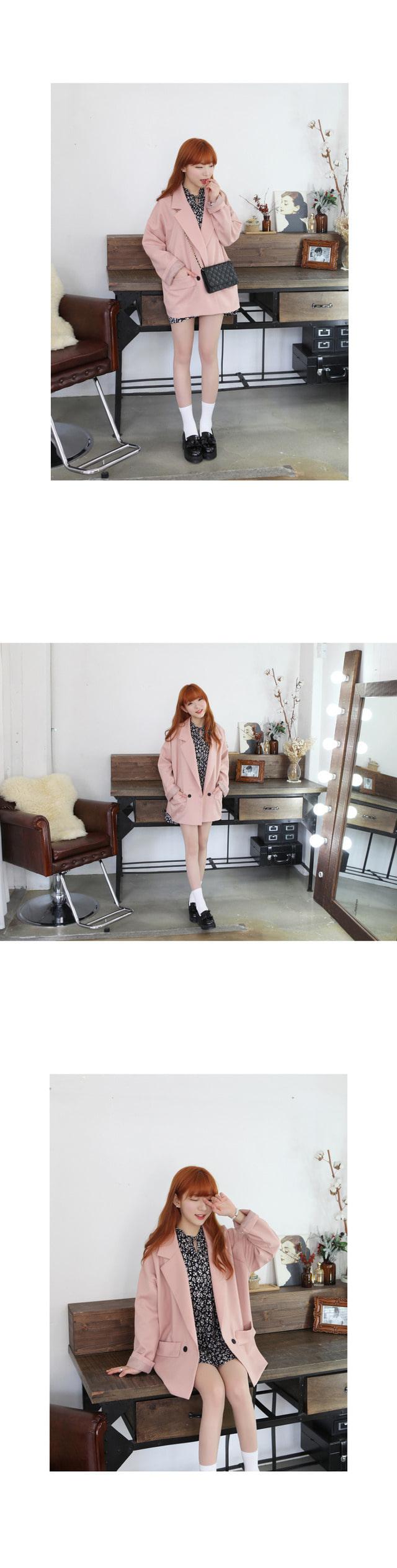 Sweet Honey Jacket