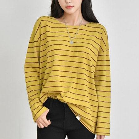Striped Women's T-shirt
