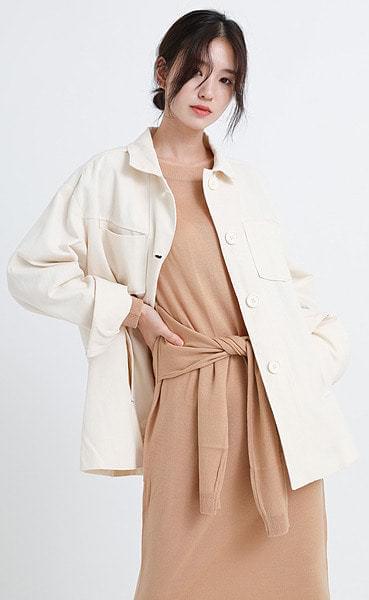 [당일출고]Eraser pocket jacket (2colors)