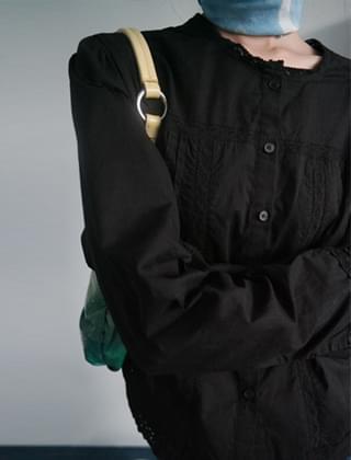 lovable lace blouse (3colors)