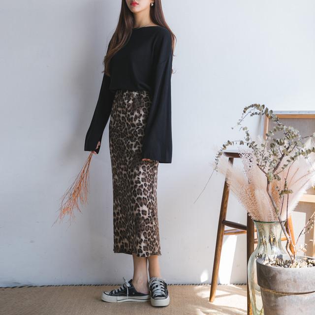 Hopi bar or long skirt