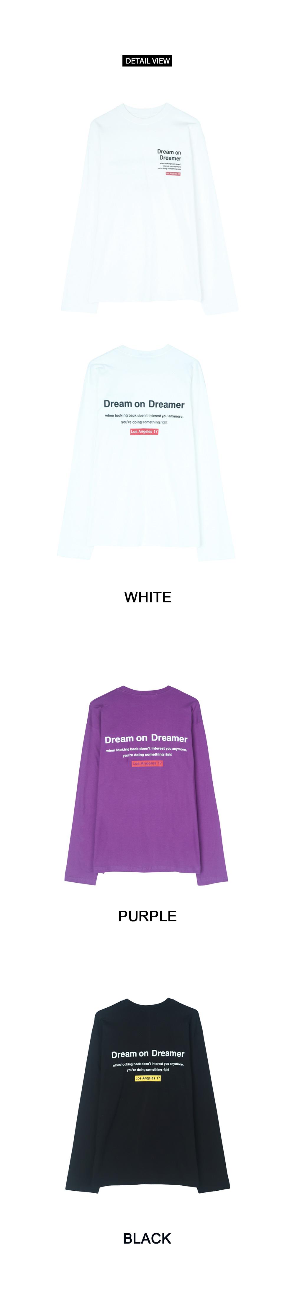 Seventeen Dreamer T-shirt