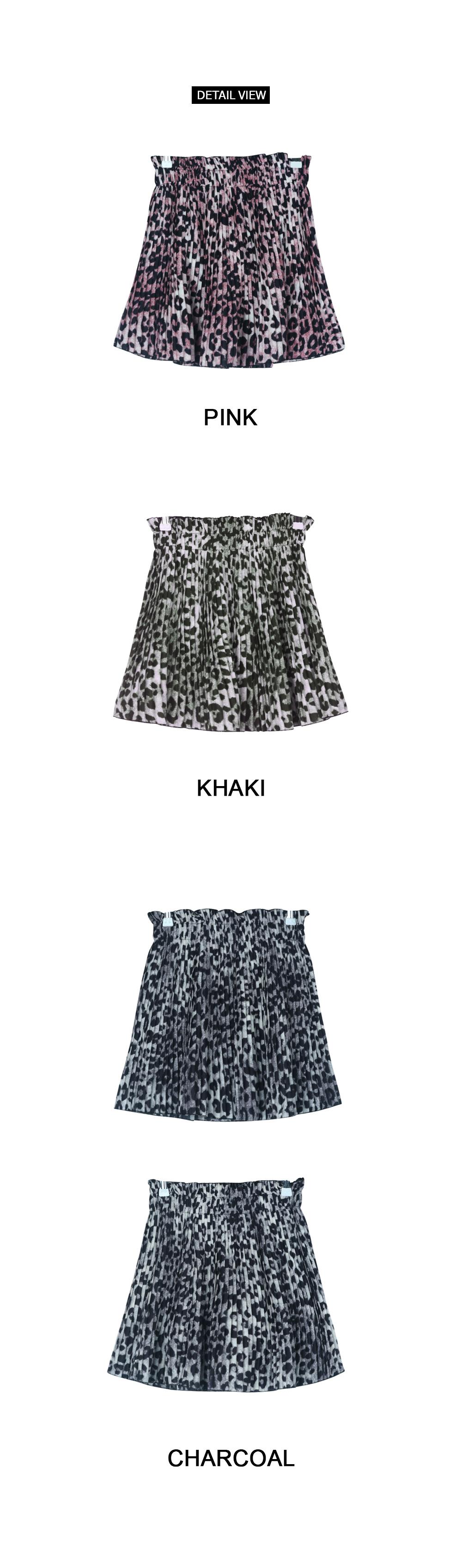 Hopi High Pleated Skirt