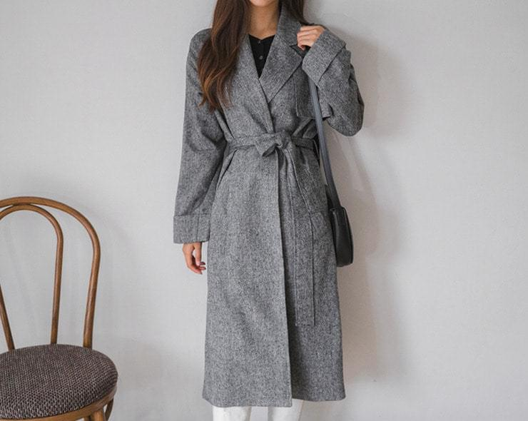 Moment Boxy Trench
