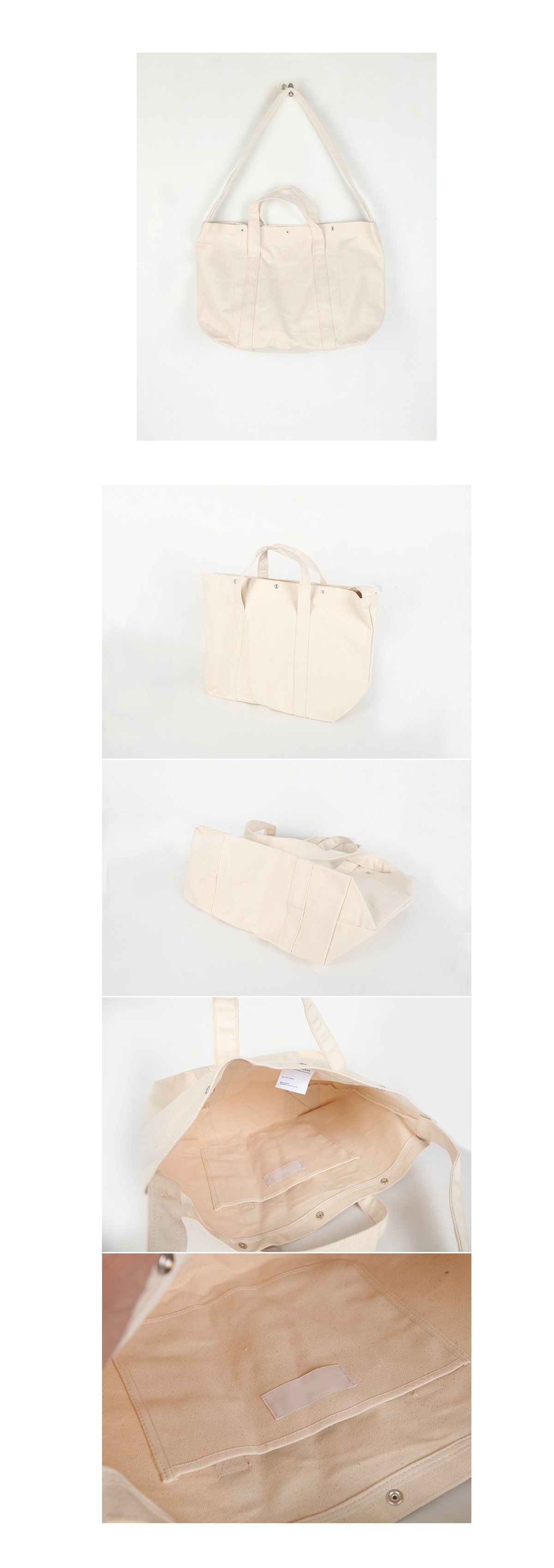 converse cotton bag