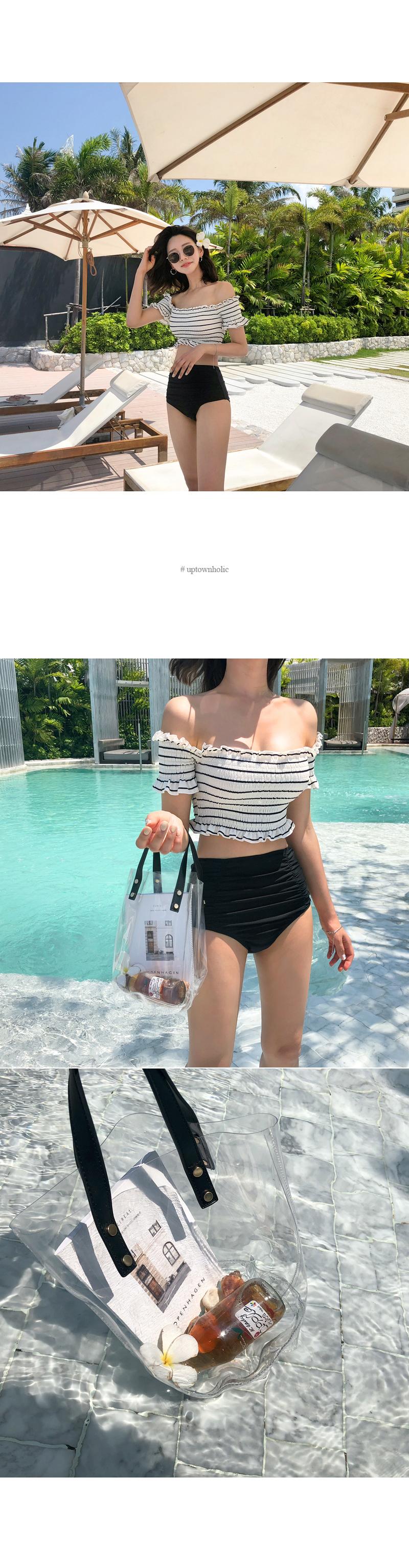 Beach cylinder bag