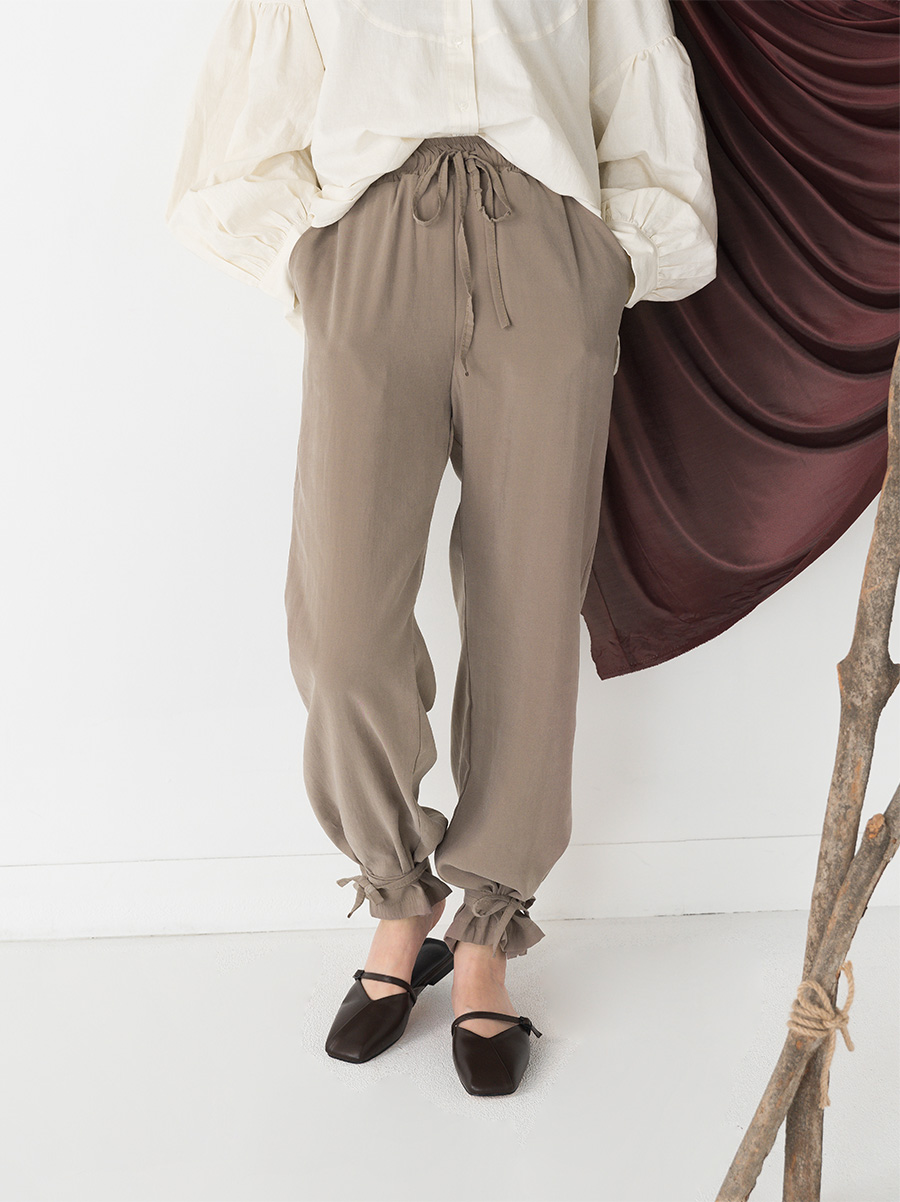 stylish two-way pants