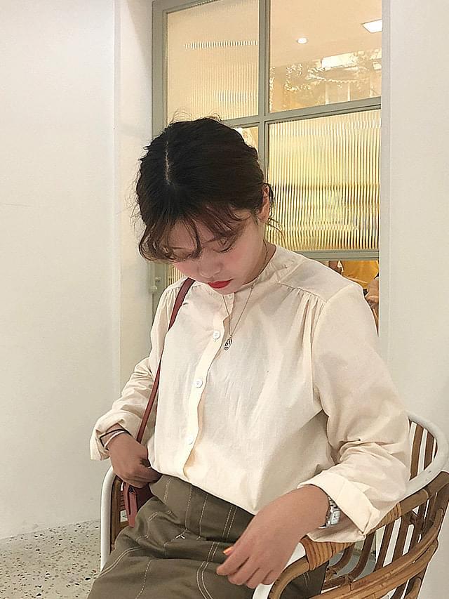 Coconut China Karla blouse