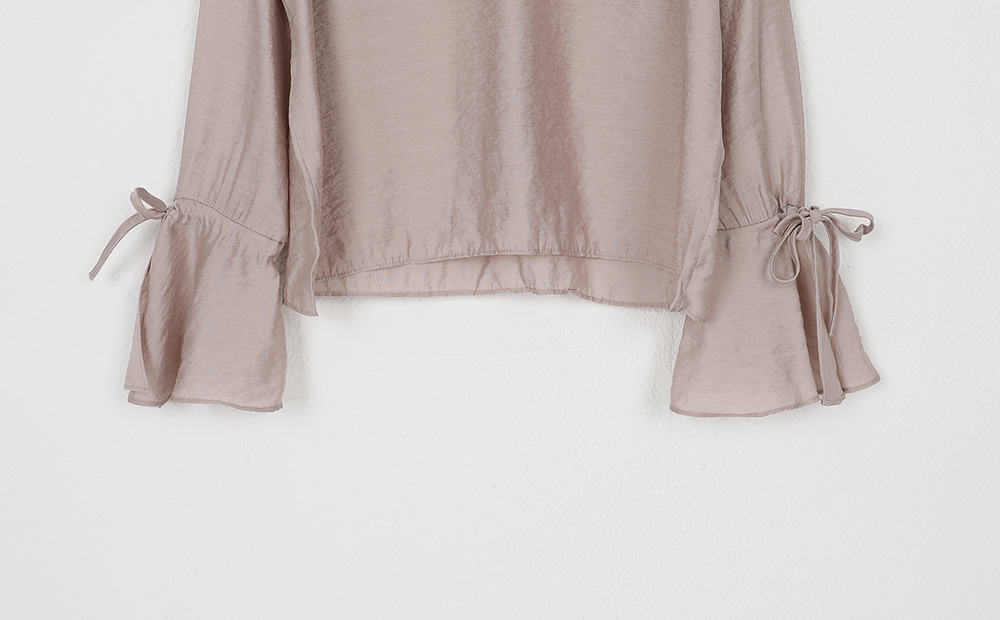 morning glory blouse (3colors)