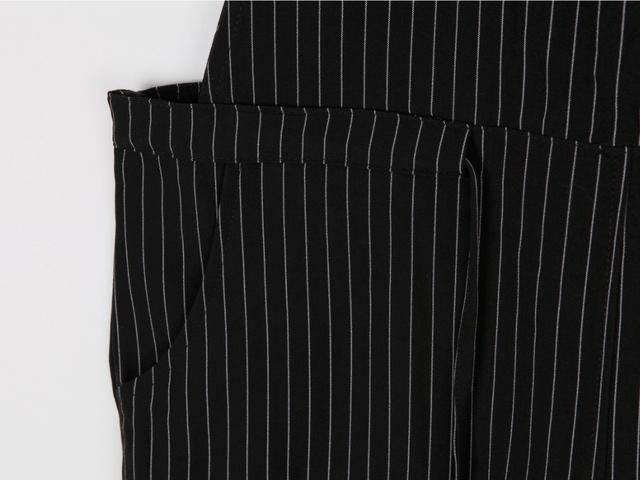 Button Straps Slacks Suspenders P