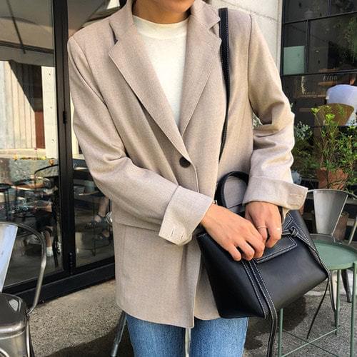 Pontneuf-herringbone jacket