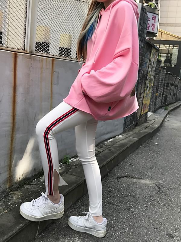 Timing trim leggings