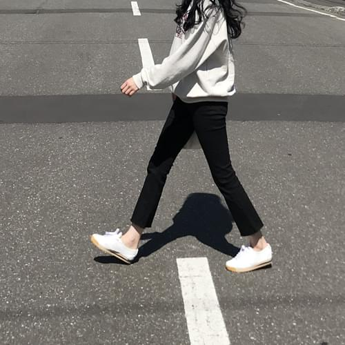 Karen slim straight pants