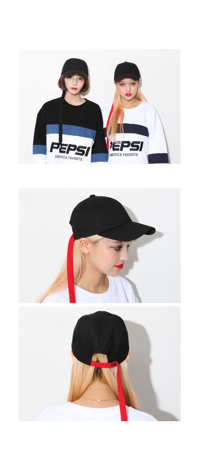 Painting Long strap cap