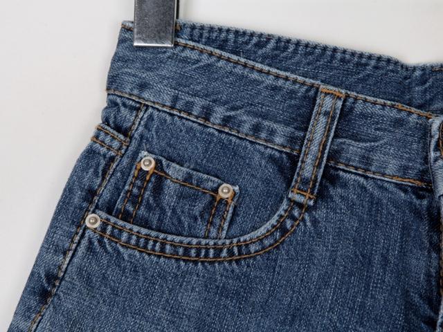 Other attractive denim shorts Shot P
