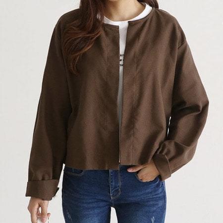 Autumn short jacket