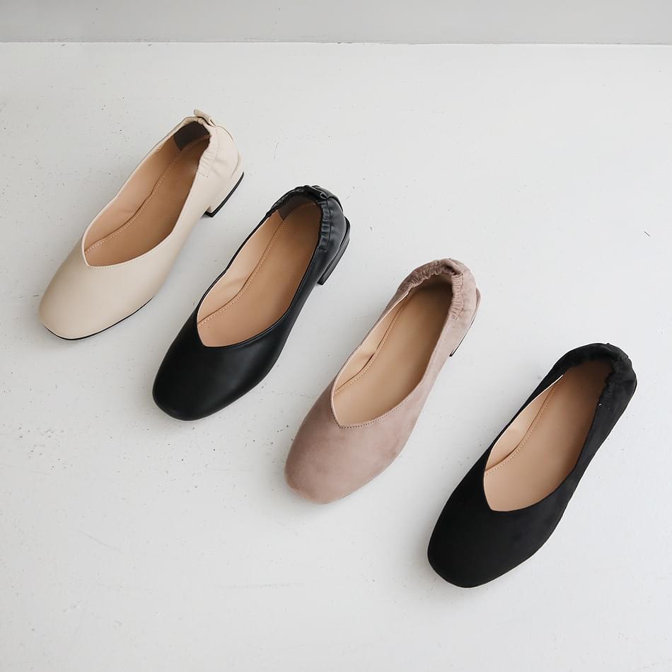 LeCans Flat Shoes 2.5cm