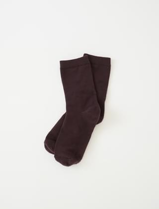 basic solid socks (4colors)