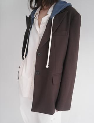 standard chic jacket (3colors)