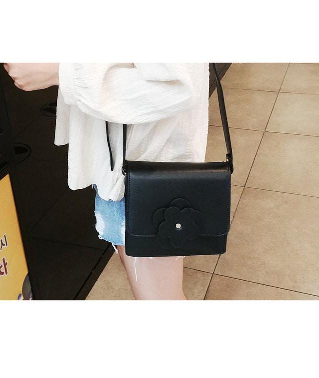 Daichi leather bag