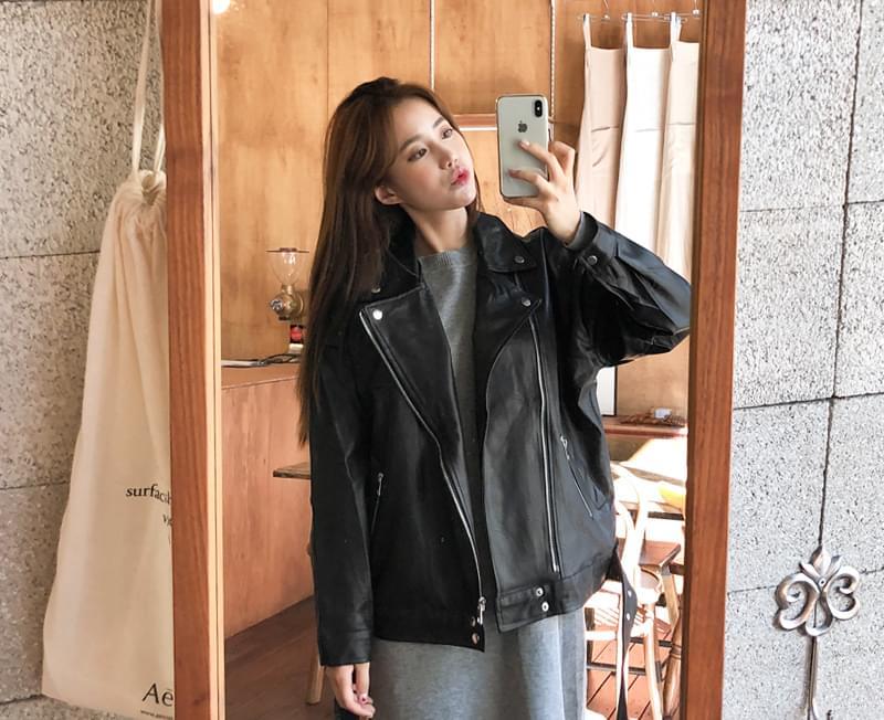Modern Boy Rider Jacket