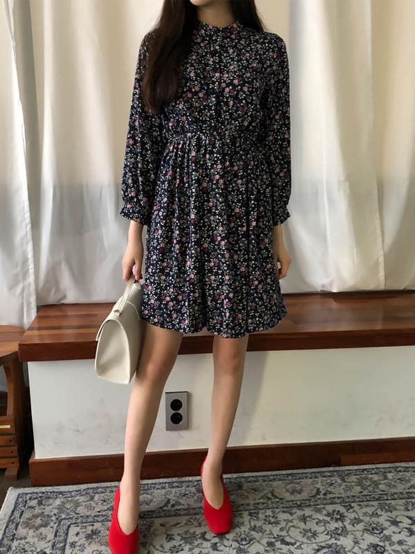 Aleana Flower Dress
