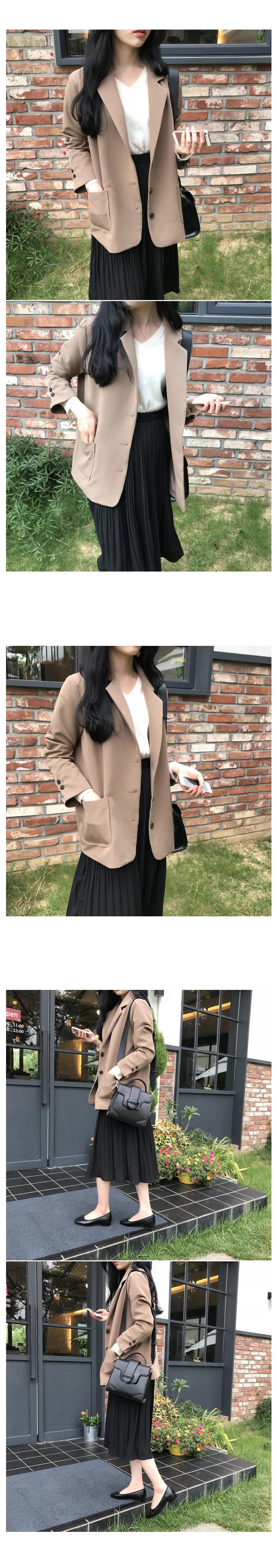 Synergy Single Jacket