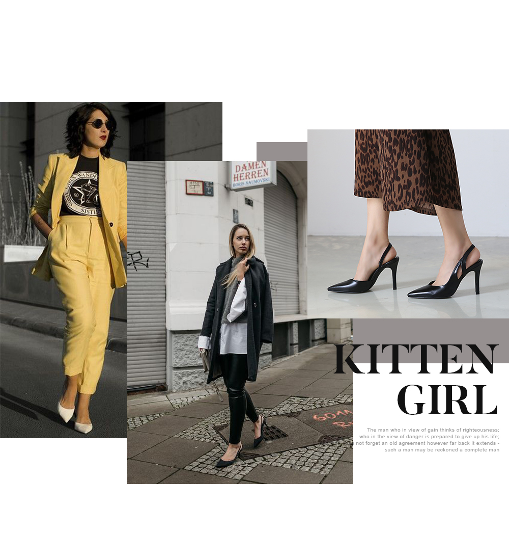 Kitten Girl 9.5cm