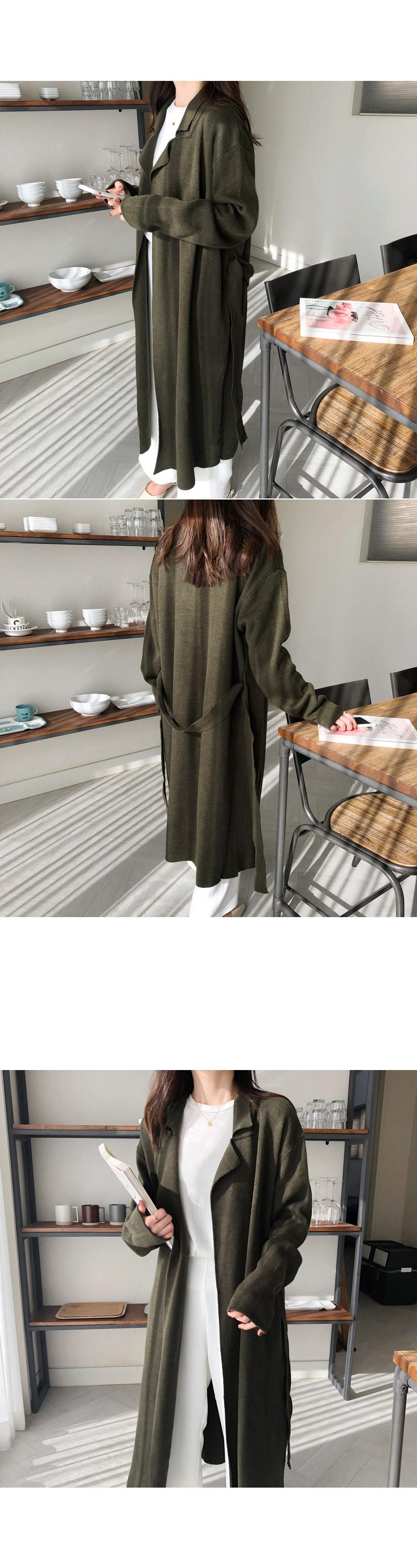 Long Robe cd Khaki