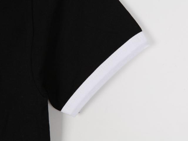 Long jump girl short sleeve T
