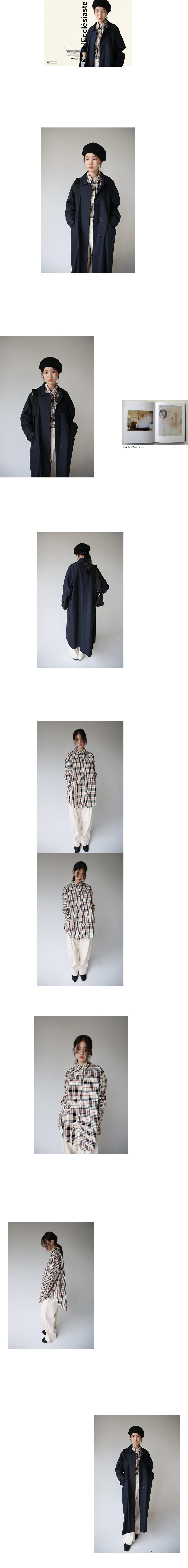 london trench coat (2colors)