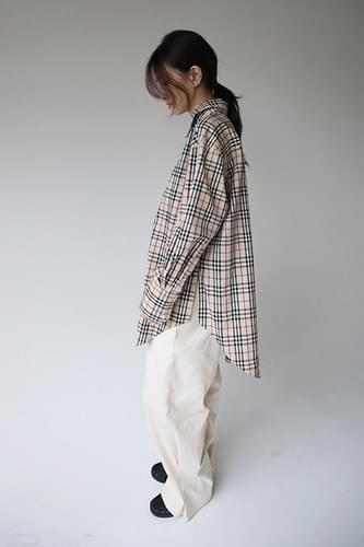 double wide pants (3colors)