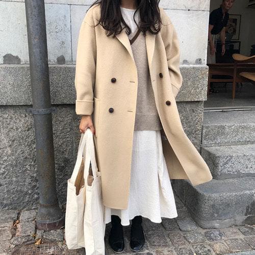 MMMM / Minimal-handmade coat