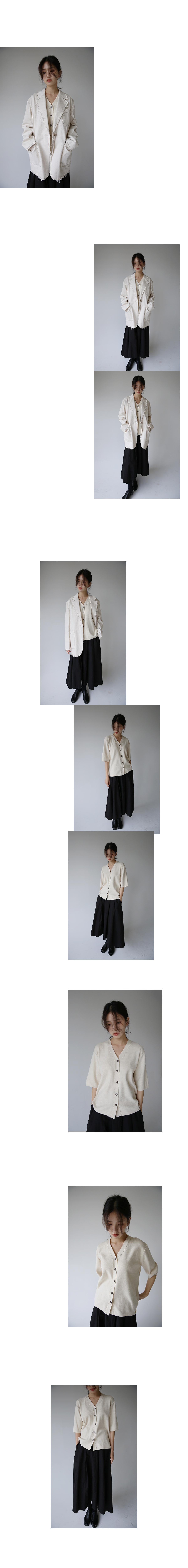 bulky full skirt (3colors)