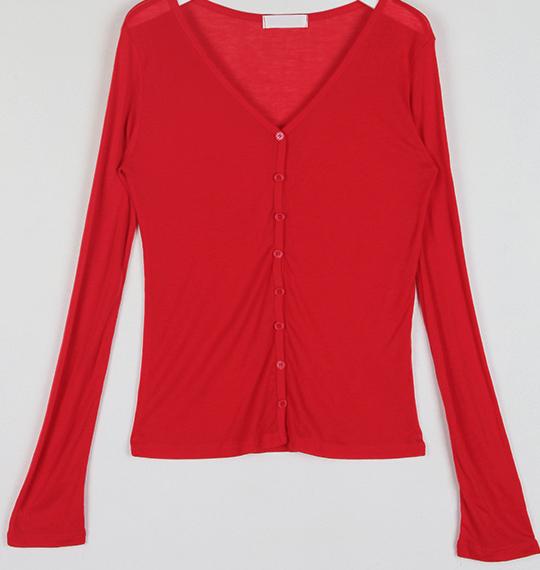 silm line cardigan (6colors)