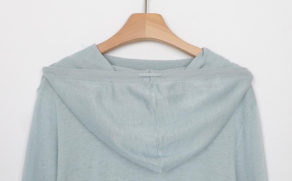 hood loose knit (3colors)
