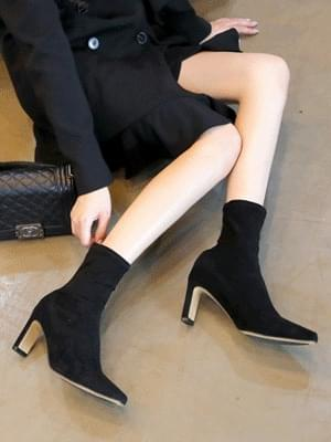 Melissa plate Ankle boots 8cm